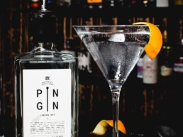 pin gin local gin east midlands | Thorganby Hall
