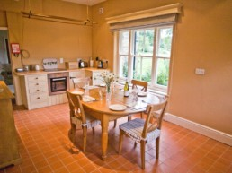 self catering property for families | Thorganby Hall