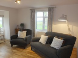 cosy living space holiday rental   Thorganby Hall