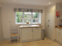 holiday rental with well equipped kitchen   Thorganby Hall