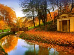 beautiful scenery east midlands | Thorganby Hall