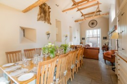 holiday cottages with pool for families east midlands   Thorganby Hall