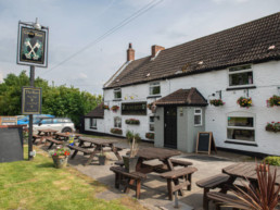 traditional British pub east midlands | Thorganby Hall