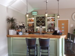 holidays rental near trendy bars east midlands | Thorganby Hall