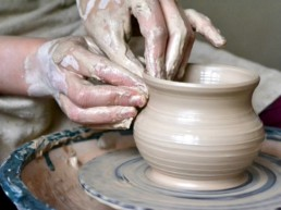 pottery trips UK | Thorganby Hall